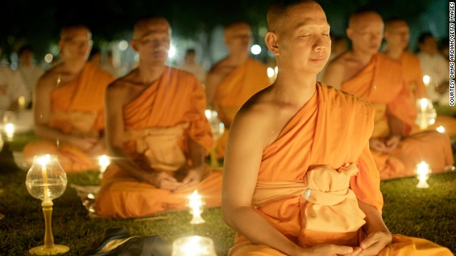 Buddhism Meditation and the Search for Life's Meaning