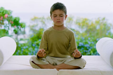 Anapana Meditation for Your Child
