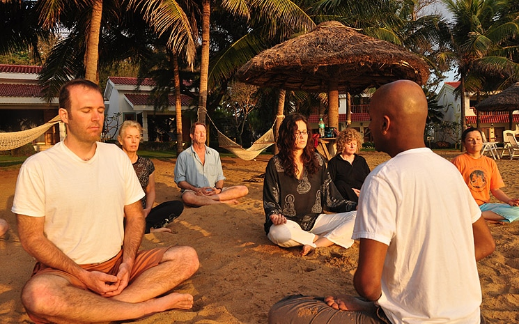 Meditation Retreat: Healing Places in California