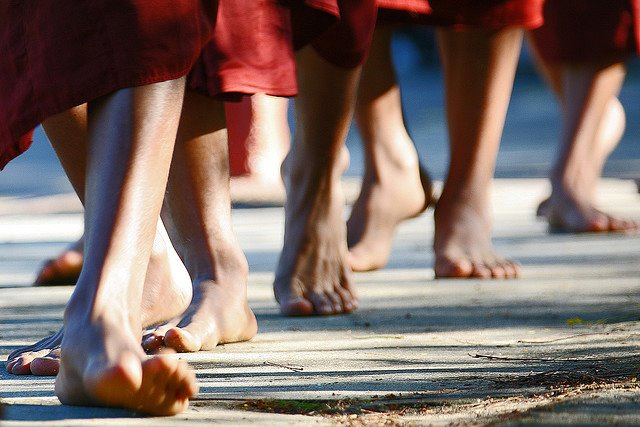 Walking Meditation For a Healthier Life