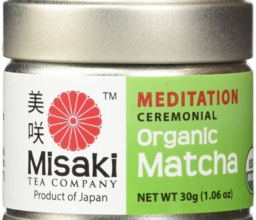 Misaki Tea Meditation Matcha Green Tea Powder Review